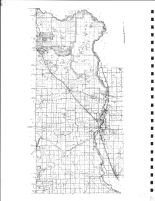 Morrison County Map 2, Morrison County 1987